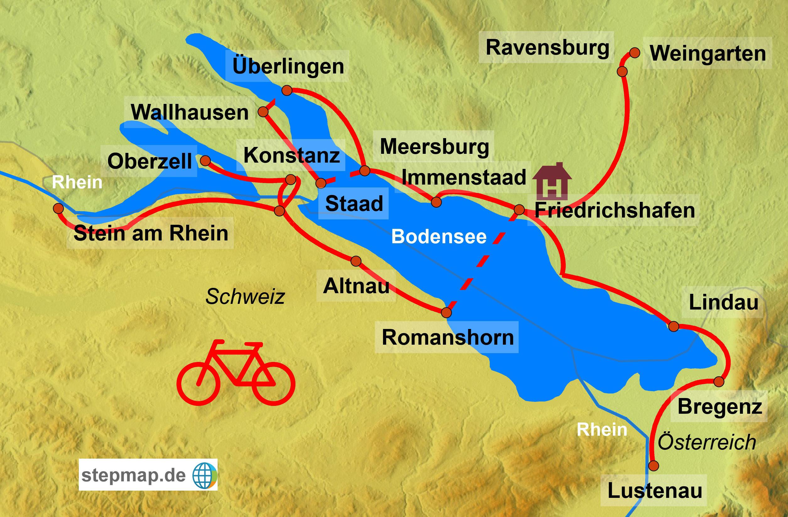 Rad Bodensee