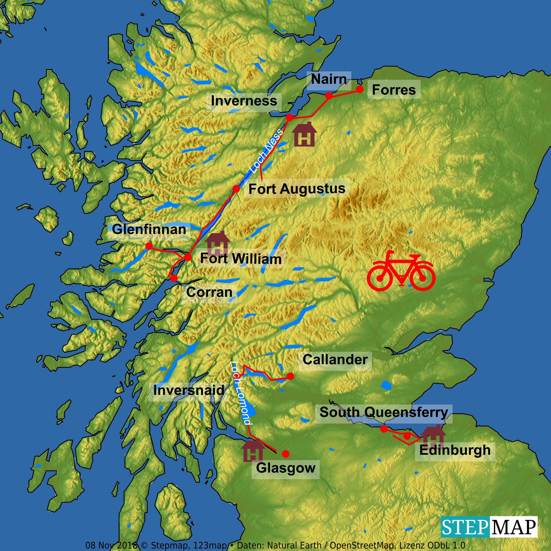 Rad Schottland